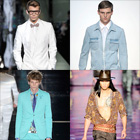 Milan Menswear Spring/Summer 2009 Trend Round Up