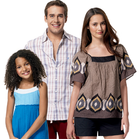 Target Debuts Mossimo Spring 2008 Collection