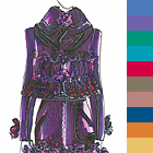 Pantone Fashion Color Report for Fall 2008
