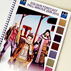 Stahl's Fashion Color Forecast for Autumn/Winter 2009/2010