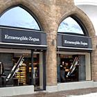 Ermenegildo Zegna Boutique in St. Moritz