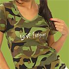 Love Fatigues: Camouflage in a New, Exciting Direction