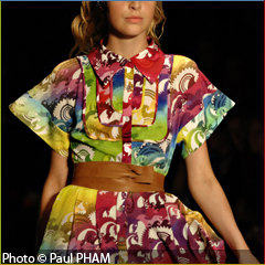 Michael Lo Sordo Summer 2010 Collection with Inspiring Hues