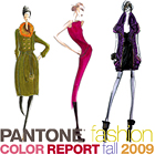 Pantone Fashion Color Report for Fall 2009