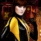 Watchmen's Female Superhero Dazzles in Sexy Syren Latex