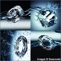 Swarovski Innovations Spring/Summer 2010