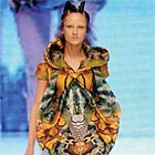 Alexander McQueen Wins Brit Insurance Fashion Award 2010