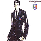 Dolce & Gabbana and the Italian National Team