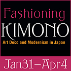 Fashioning Kimono: Art Deco and Modernism in Japan