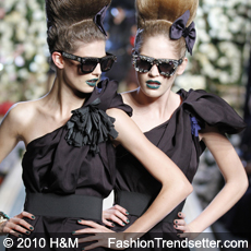 Lanvin and H&M Presented a Haute Couture Runway Show in New York