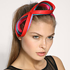 ASOS PREMIUM Multi Ribbon Looped Bow