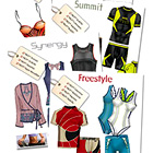 NILIT® BodyFashion and Activewear Trends for Spring/Summer 2012