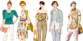 CIFF Spring/Summer 2012 Fashion & Color Trends