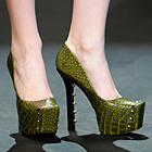 Christian Siriano for Payless Fall 2011 Hits the Runway at NY Fashion Week