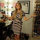 "Giuliana Rancic Adds Her ""Confession"" to Bluefly's Award-Winning Closet Confessions Series"