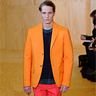 Menswear Colors for Autumn/Winter 2011/12: Yellow and Orange