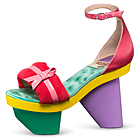 Color Decoder: KENZO Spring/Summer 2011 Shoes