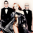 Design a T-shirt for Kylie Minogue and Dolce & Gabbana