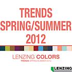 Lenzing Spring/Summer 2012 Color Trends