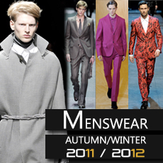 Menswear Fashion Shows & Trends Autumn/Winter 2011/2012