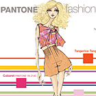 Pantone Fashion Color Report for Spring 2012