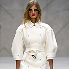 London Fashion Week Spring/Summer 2013 Coverage: Burberry Prorsum and Matthew Williamson