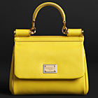 Color Decoder: Dolce & Gabbana 'Miss Sicily Bag'