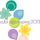 Pantone Fashion Color Report Spring 2013