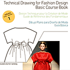 Technical Drawing for Fashion Design Books By Alexandra Suhner Isenberg