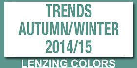 Lenzing Color Trends Autumn/Winter 2014/15