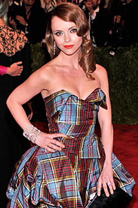 The Met Costume Institute Gala 2013