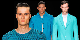 Menswear Trend for Spring/Summer 2014: All Things Blue