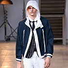 The Moncler Gamme Bleu Collection by Thom Browne