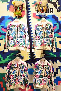 PUMA T7 Etno Shake Jacket by Lana