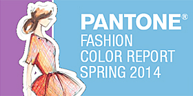 Pantone Fashion Color Report Spring 2014