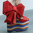 London Fashion Week Spring/Summer 2014 Shoes