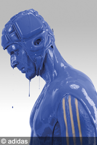 The New Chelsea Football Club Campaign by adidas Shows That Blue Really is the Color