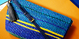 A A K S Ethically-Made Luxury Accessories Made in Ghana