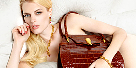 LAUTREC's Exotic Skin and Luxury Leather Handbags and Accessories