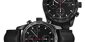 Porsche Design Timepiece No. 1 & Chronograph Titanium Limited Edition