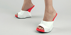 United Nude 3D-Printed Float Shoes