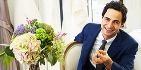 Zac Posen Unveils His Debut Collections of Engagement Rings and Fine Jewelry at Blue Nile