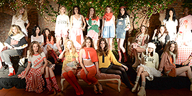 Wildfox Fall 2015 Collection: La Dolce Vita