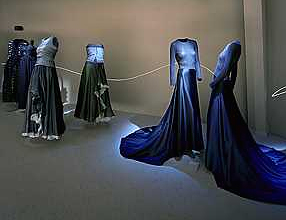 Giorgio Armani Retrospective at the Shanghai Art Museum