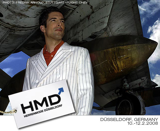 HMD – HERRENMODE | DÜSSELDORF | 10 - 12 February 2008