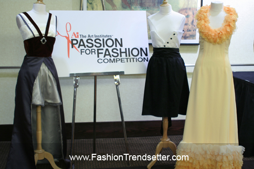 Medieval Fashion Inspires Winning Dress in The Art Institutes Passion for Fashion Competition