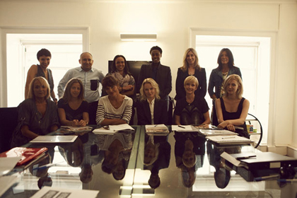 BFC/ELLE Talent Launch Pad Selection Day