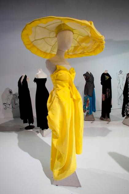 Yohji Yamamoto Retrospective in London