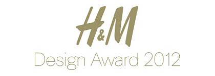 H&M Design Award 2012