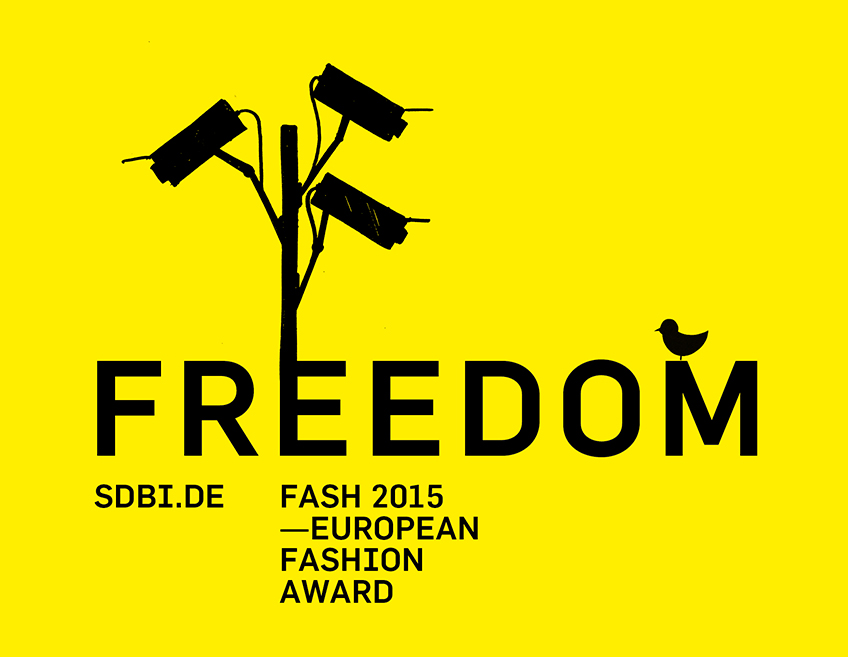 European Fashion Award - FASH 2015 | Freedom
